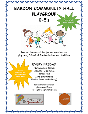 Bardon Hall Playgroup