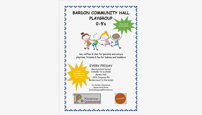 Bardon Hall Playgroup
