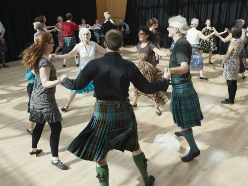 Scottish Country Dancing – Beginners' Classes