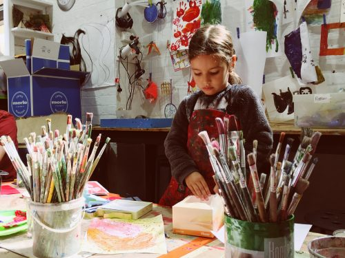 Kids Do Art – School Holidays