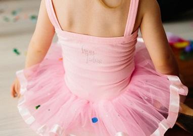 Tiny Tutus Preschool Ballet