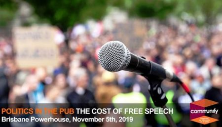 Politics in the Pub: The Cost Of Free Speech