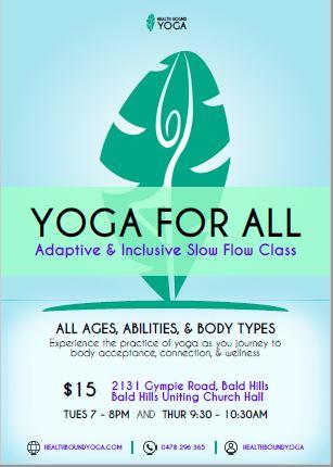 Health Bound Yoga
