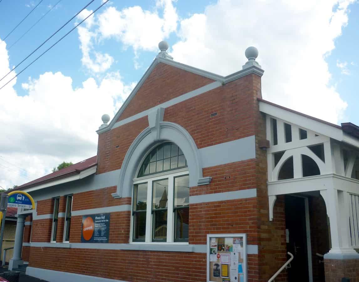 Ithaca Hall