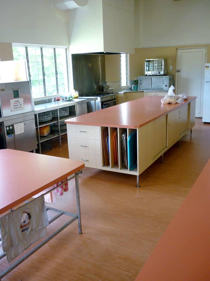 The Newmarket Industrial Kitchen