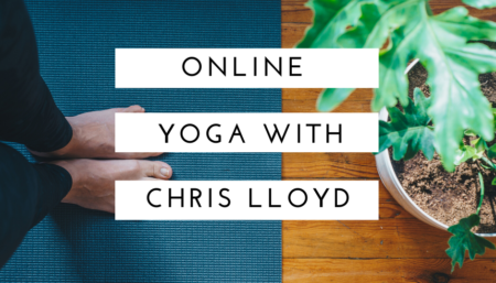 Online Yoga with Chris Lloyd
