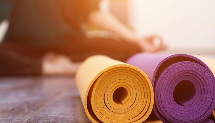Yoga with Chris Lloyd