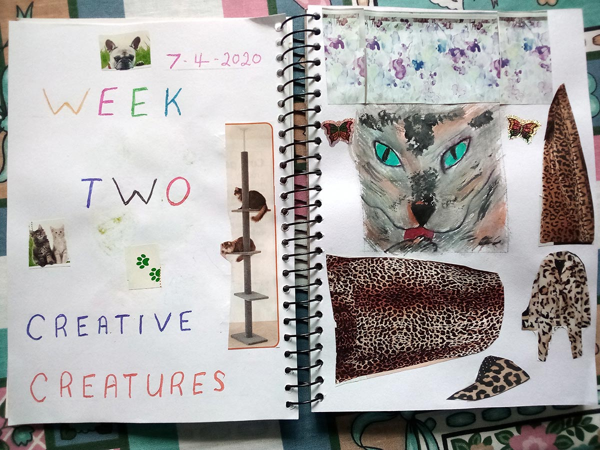 Ann - Journal - creative creatures