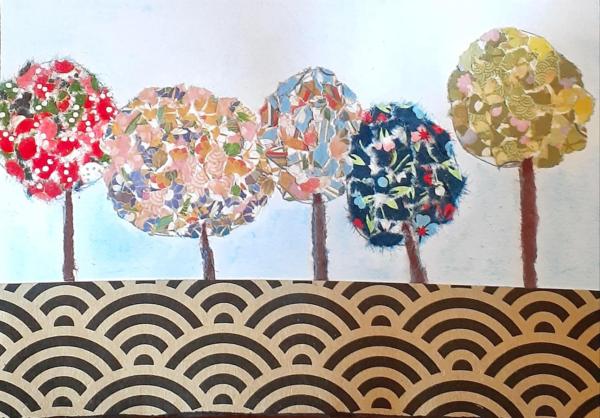 Nik - Trees Chigiri-e