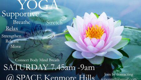 Body Awareness through Yoga & Qigong