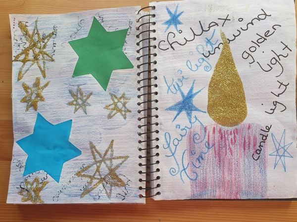 Sonya - shine a light lantern journal