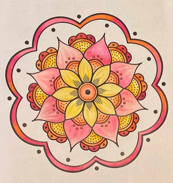 Tanya B - Mandala