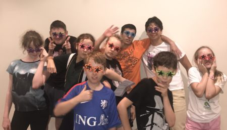 Brisbane Youth Theatre: school holiday winter 3 day camp