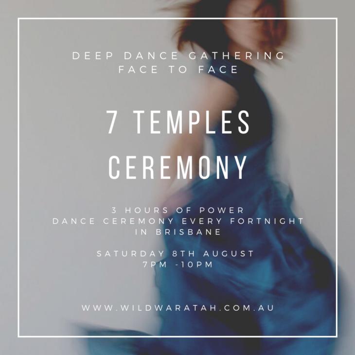 7 Temples Ceremony