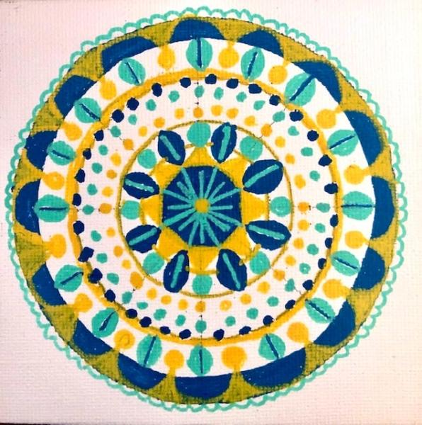Kirsty L - Mandala