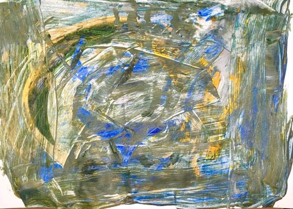 Gary - Acrylic Paint 2