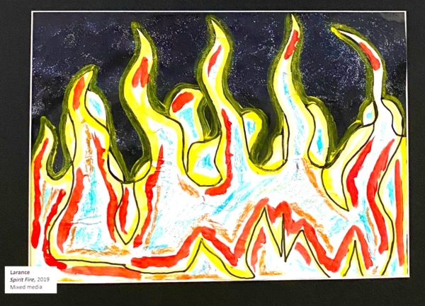 LJ Larance - Spirit Fire