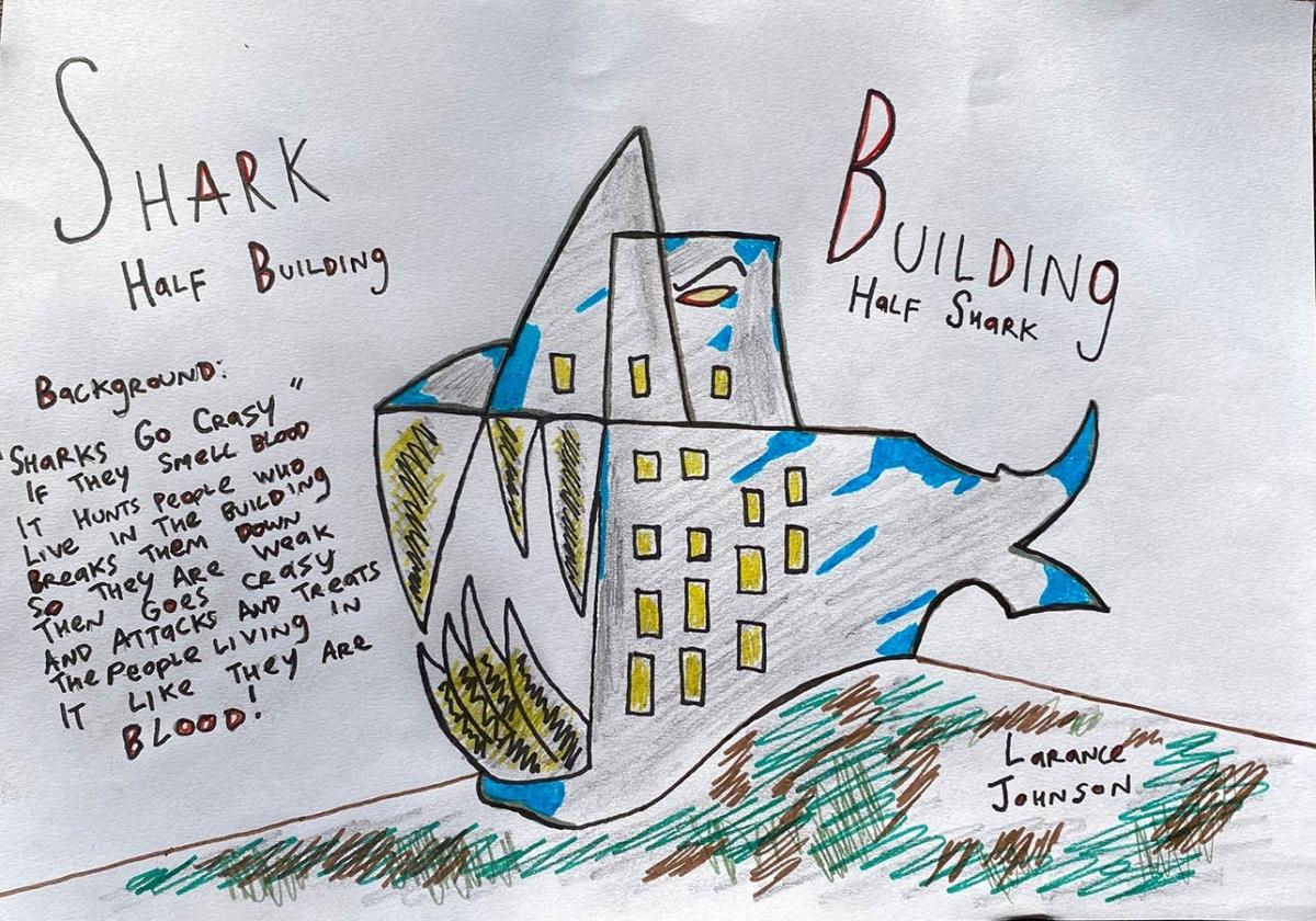 LJ - Shark Building
