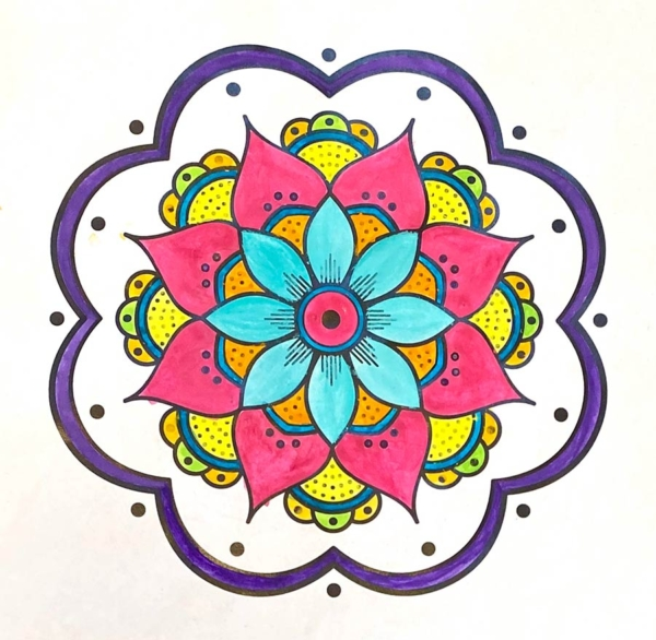 Nicole - Mandala