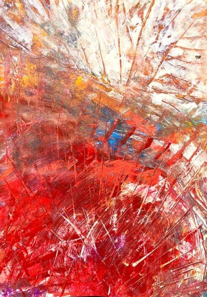Varinia - Acrylic Paint 2