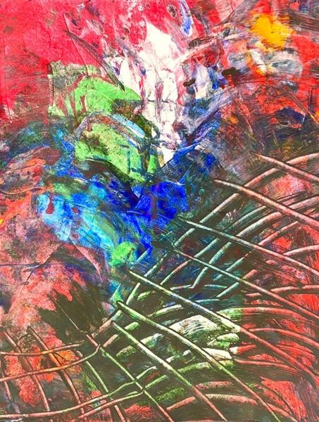 Varinia - Acrylic Paint