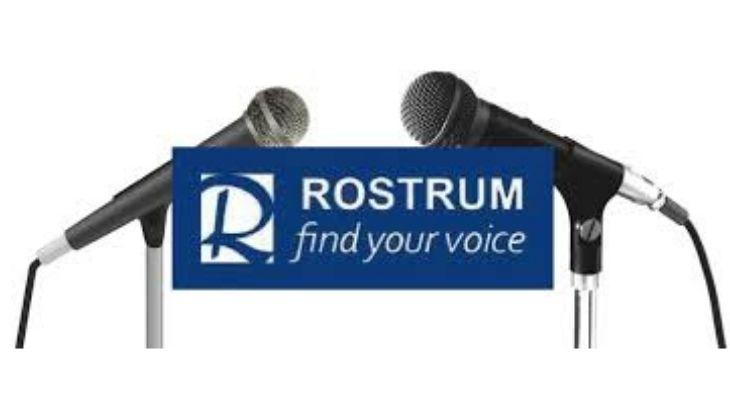 Qld Rostrum Club 3 – find your voice