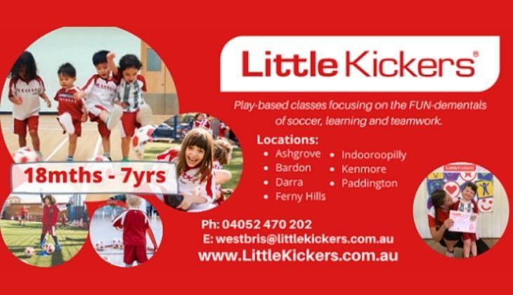 Little Kickers West Brisbane