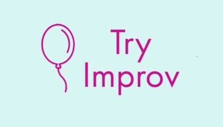 Try Improv Free – with Cam Percy