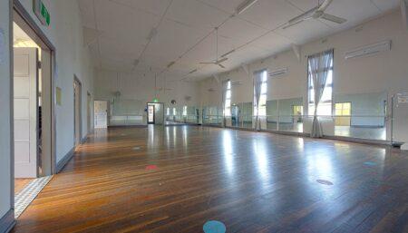 Spring Hill Hall