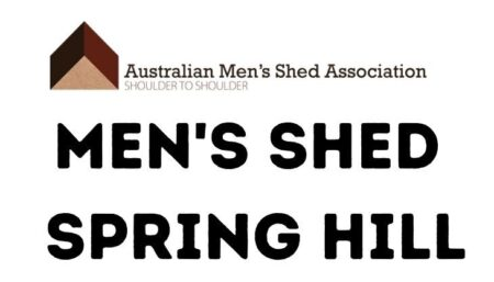 Men's Shed Spring Hill