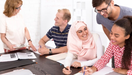 Free English Classes, including a Free Meal
