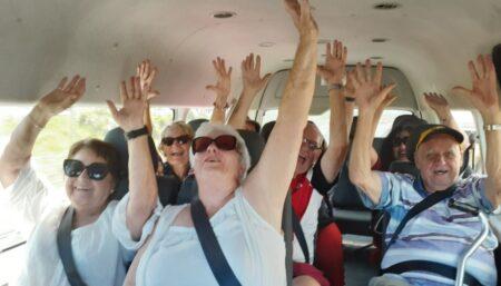 Terrific  Tuesday Bus Trips