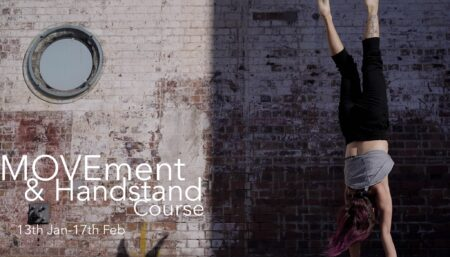 MOVEment & Handstand Course