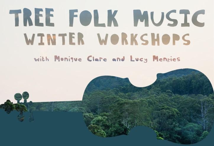 Tree Folk Music: Winter Workshops