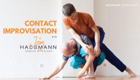 Brisbane Contact Improvisation Workshop