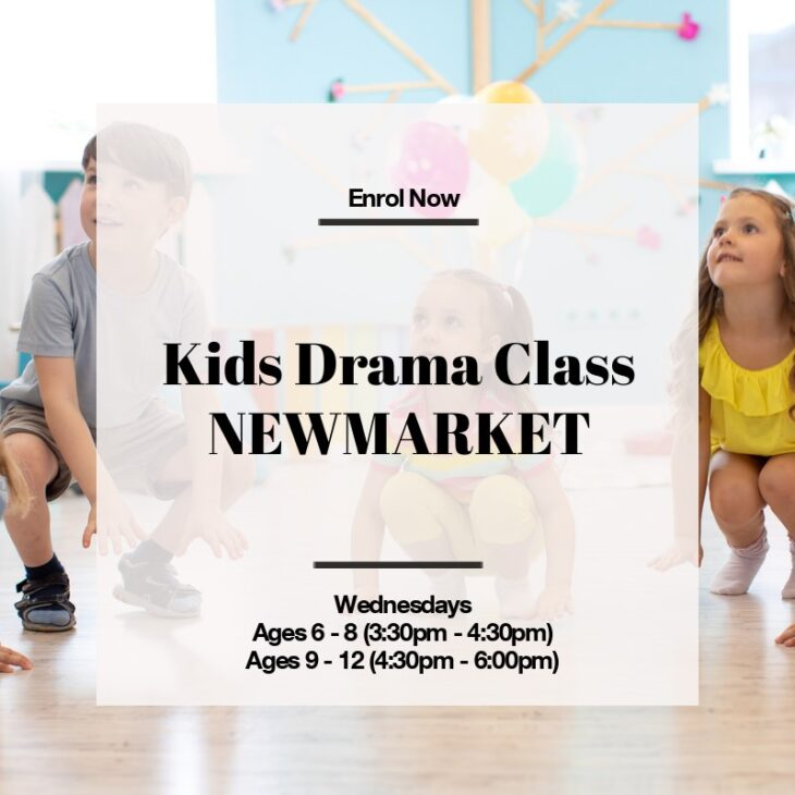 Kids Drama Class