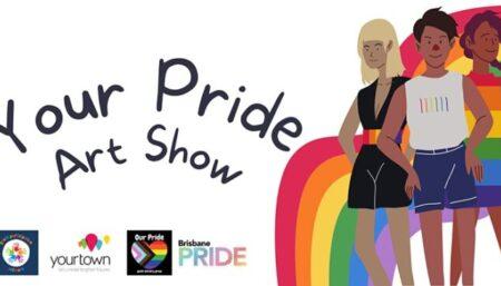 Your Pride Community Art Show
