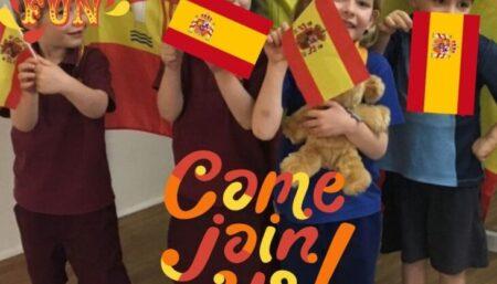 Spanish playgroups (beginners & advanced)